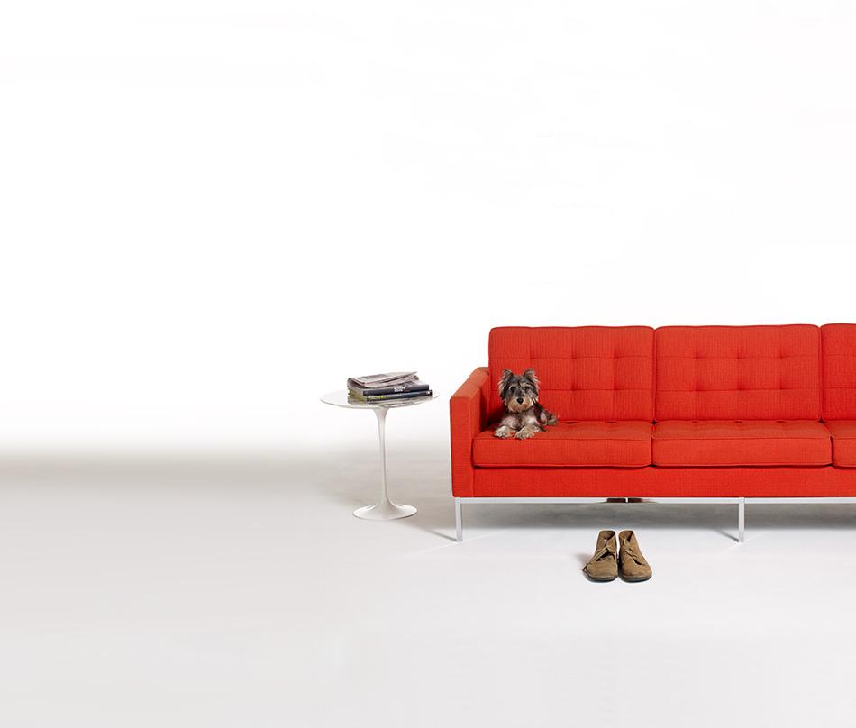 Knoll home design store nyc - Lark design blog