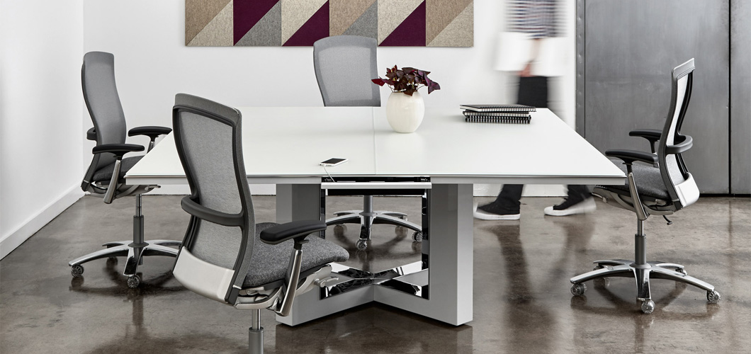DatesWeiser Highline 50 Meeting Table Series