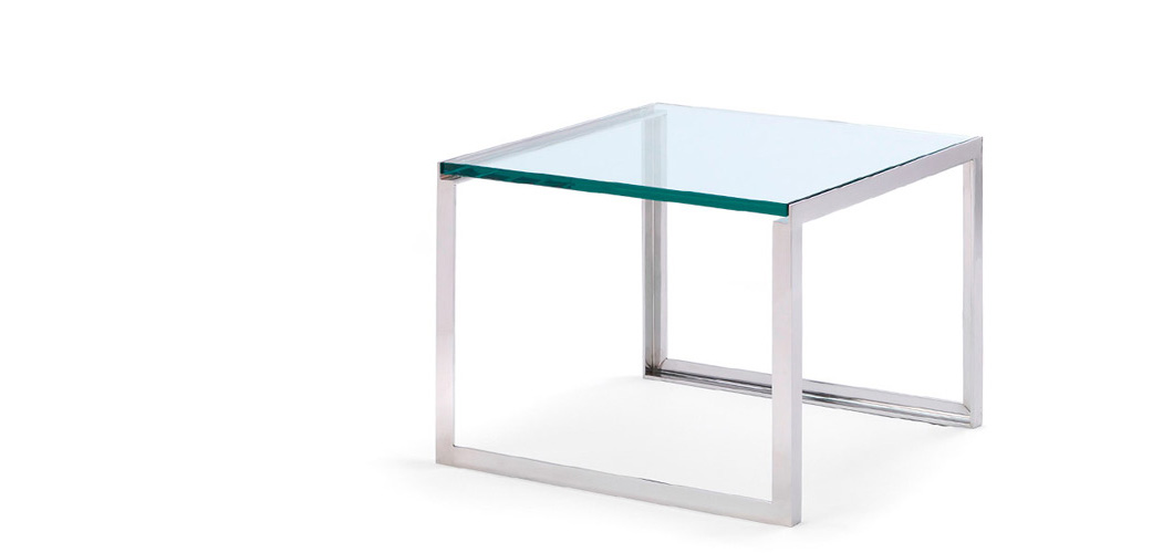 Knoll Shelton Mindel Side Table by Shelton Mindel and Associates