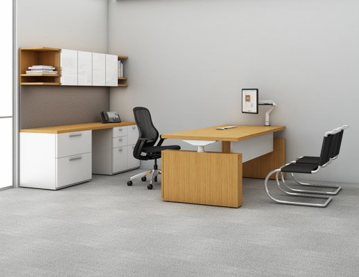 Reff Profiles Private Office Height Adjustable Desk