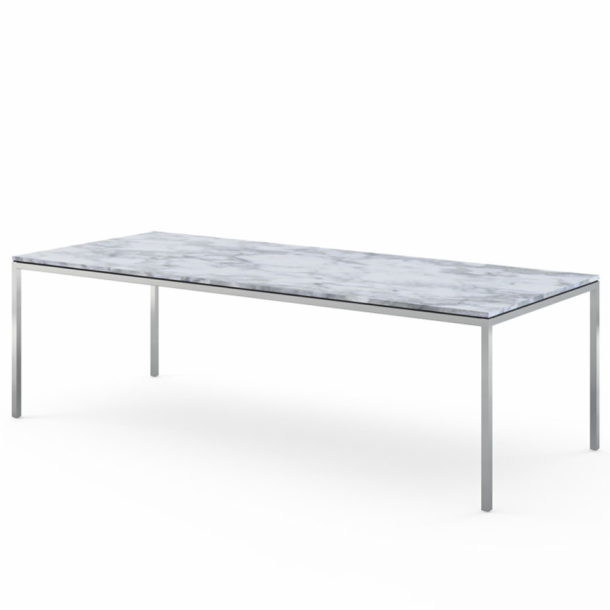 "Florence Knoll<sup>™</sup> Dining Table - 94"" x 39"""