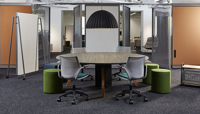 Knoll at NeoCon 2018