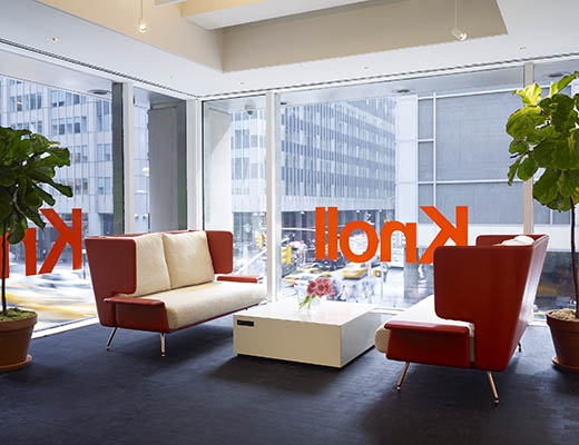 Knoll New York Activity Spaces