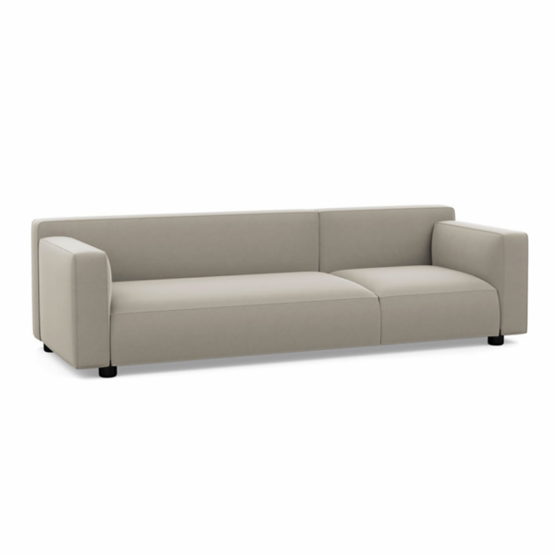 Barber Osgerby Asymmetric Sofa