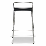 CHIP chrome barstool profile