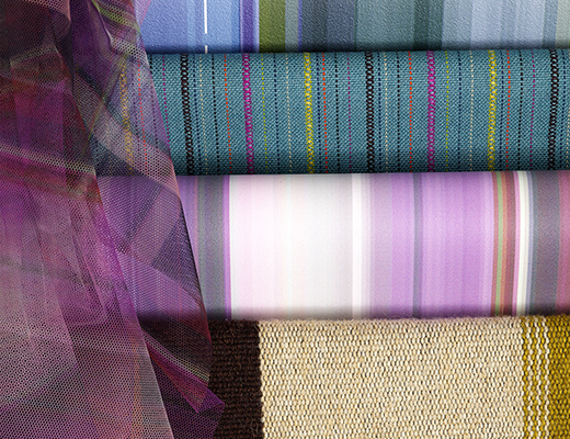 The Irma Boom Stripes Collection for KnollTextiles