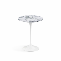 saarinen side table 16 round knoll