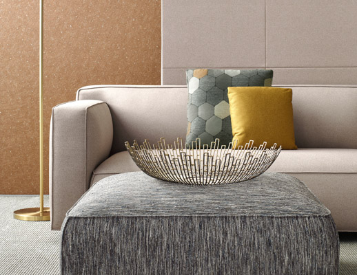 KnollTextiles Contour Room Crop Dorothy Cosonas fabric contour collection osgerby living room acoustic panels twist tie infinite milky way code panel upholstery pillows sofa ottoman