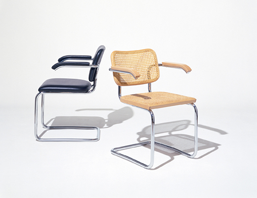 Breuer Cesca Arm Chair Collection