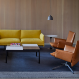 butler coffee table muuto outline sofa pilot low back lounge chair saarinen side table lounge area barber osgerby