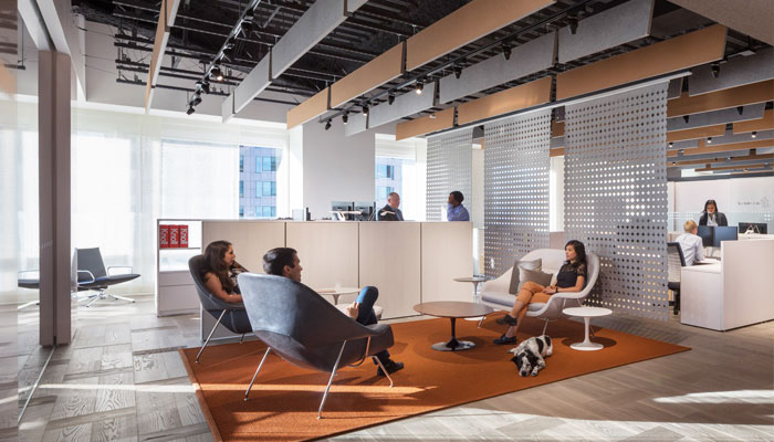 Knoll Office Furniture and Design Showroom Los Angeles