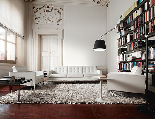 Florence Knoll and Eero Saarinen Design from Knoll