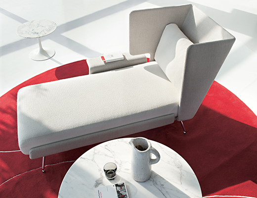 Architecture & Associés Residential Chaise Lounge Chair