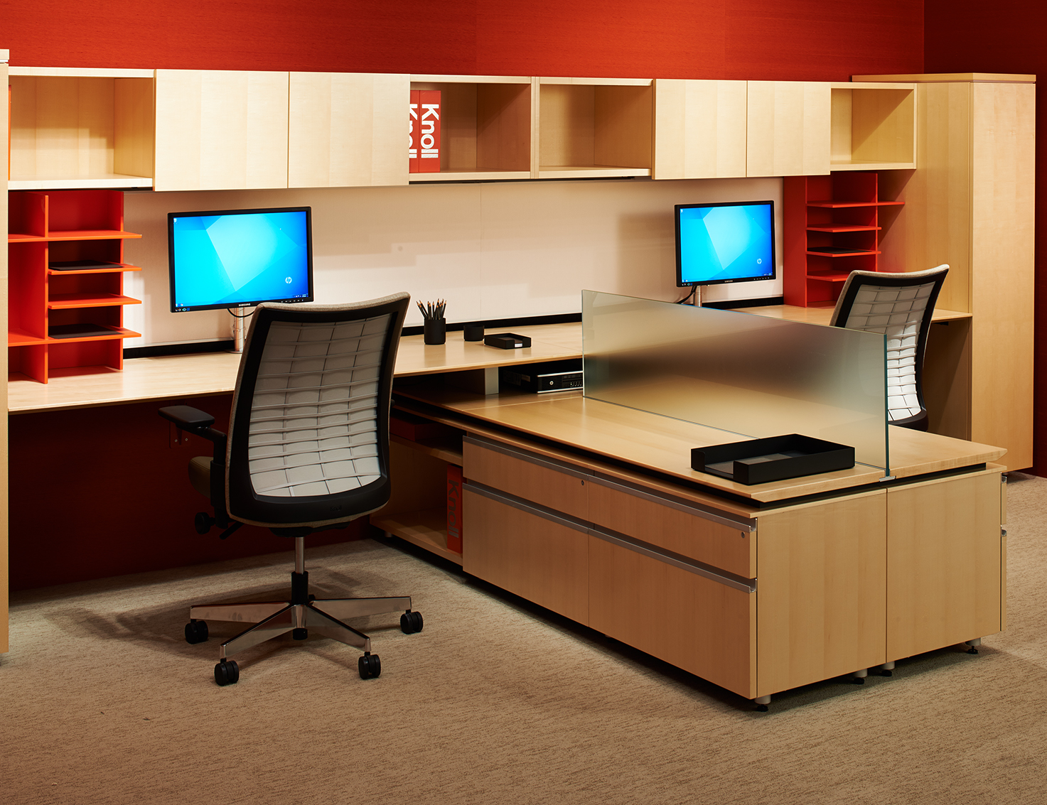 Knoll Autostrada Shared Private Office