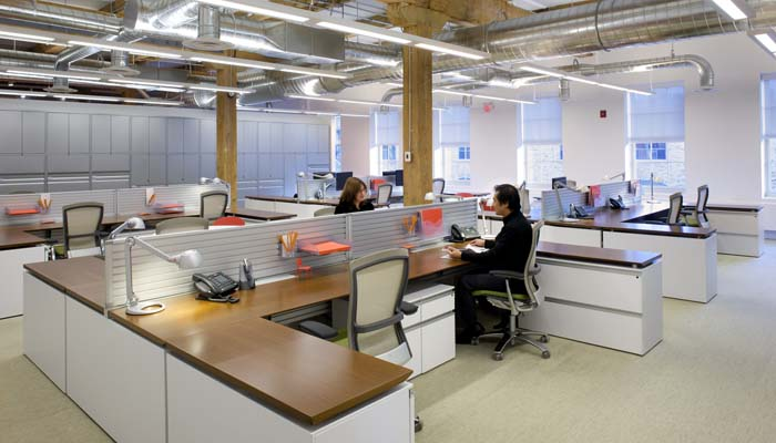 Knoll Office Furniture and Design Showroom