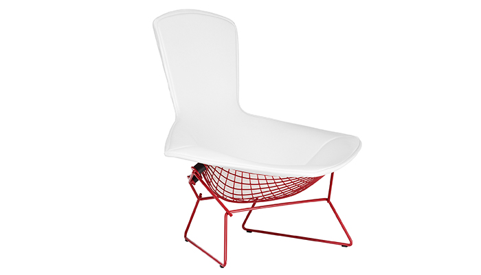Custom Petal Table and Bird Chair from Knoll Created for (RED) Auction