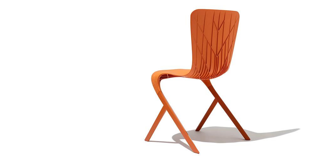 Delicieux Washington Skeleton Aluminum Chair