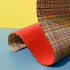 KnollTextiles Feeling Plaid Ultrasuede® Atlas and Vibe II Upholstery