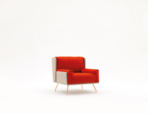 Knoll Architecture & Associés Lounge Collection