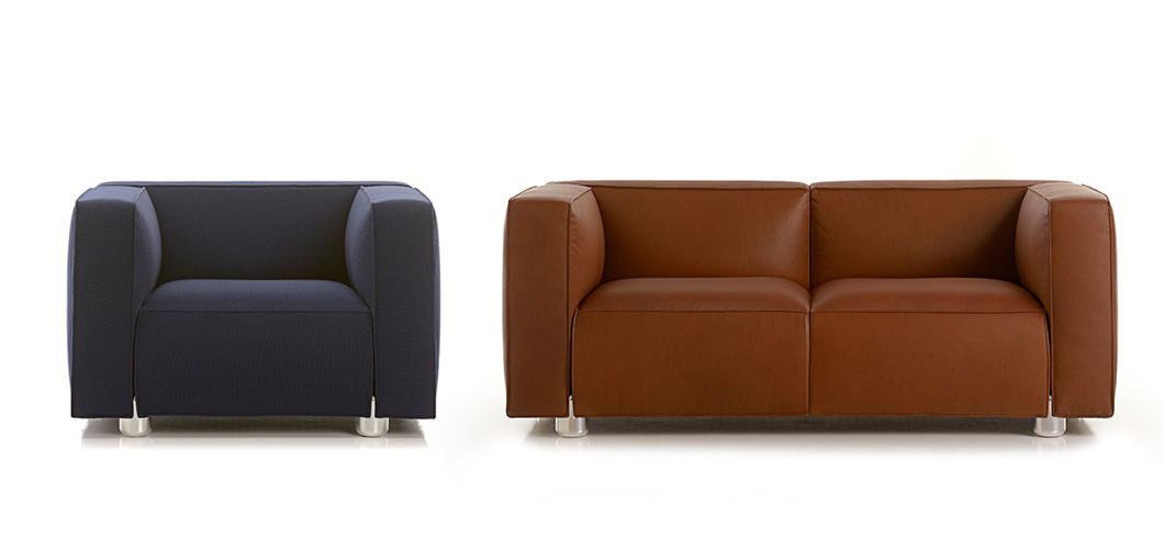 Barber Osgerby Compact Sofa Collection For Knoll