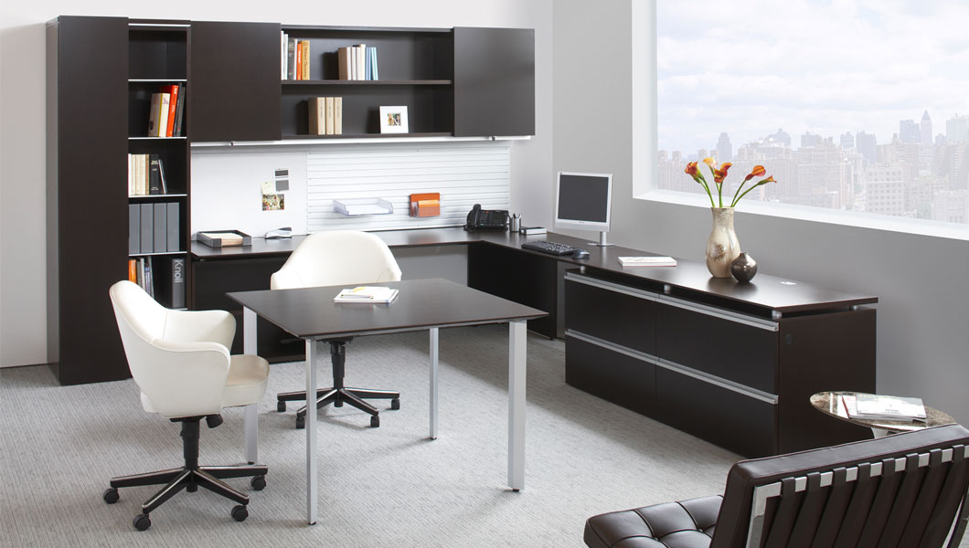 Knoll Classic Private Office with AutoStrada