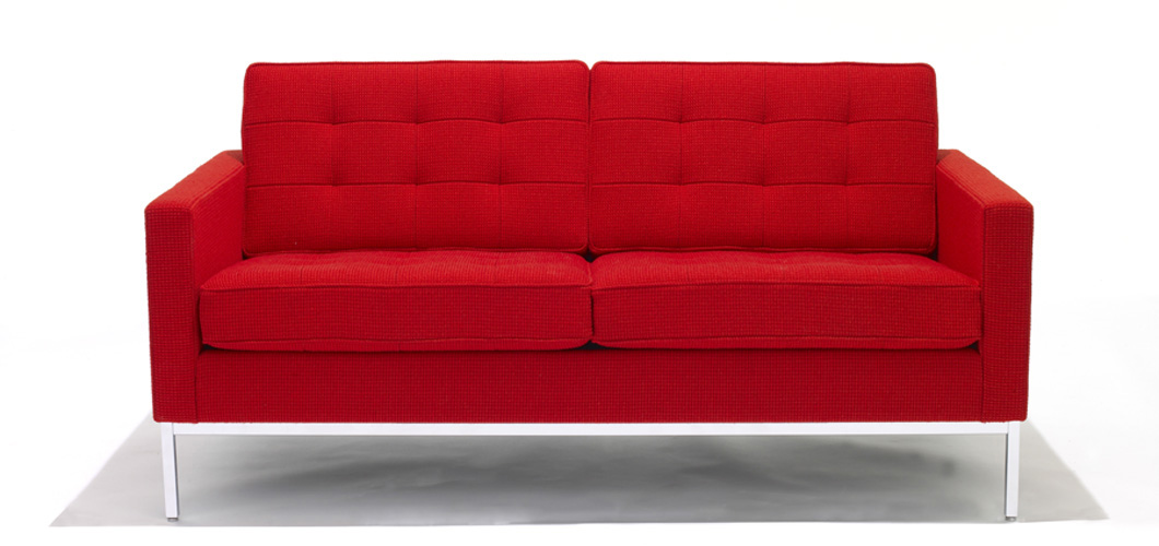 Knoll FKB Settee by Florence Knoll