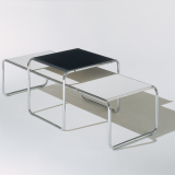 Knoll black and white Marcel Breuer Table