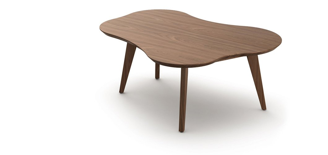 Knoll Risom Amoeba Table by Jens Risom
