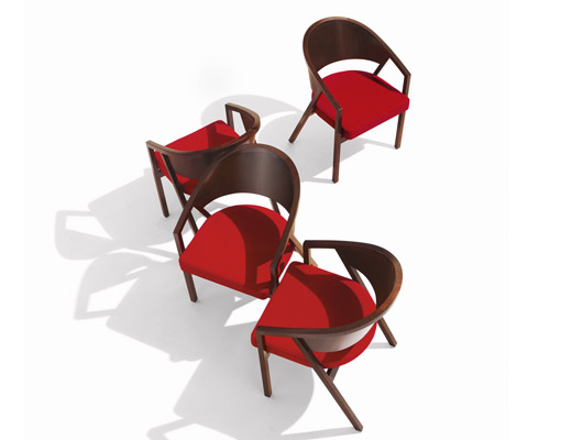 Knoll Shelton Mindel Side Chair