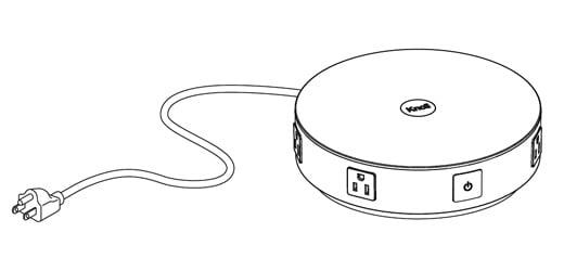 power power disc