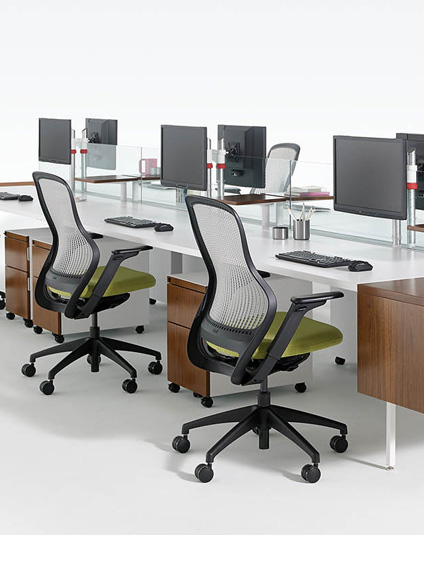 Antenna Workspaces Desk Based Systems