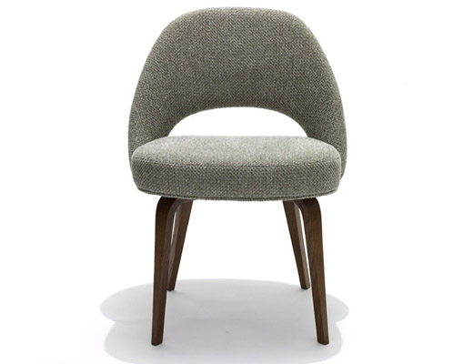 Amazing ... Knoll Saarinen Armless Executive Chair ...