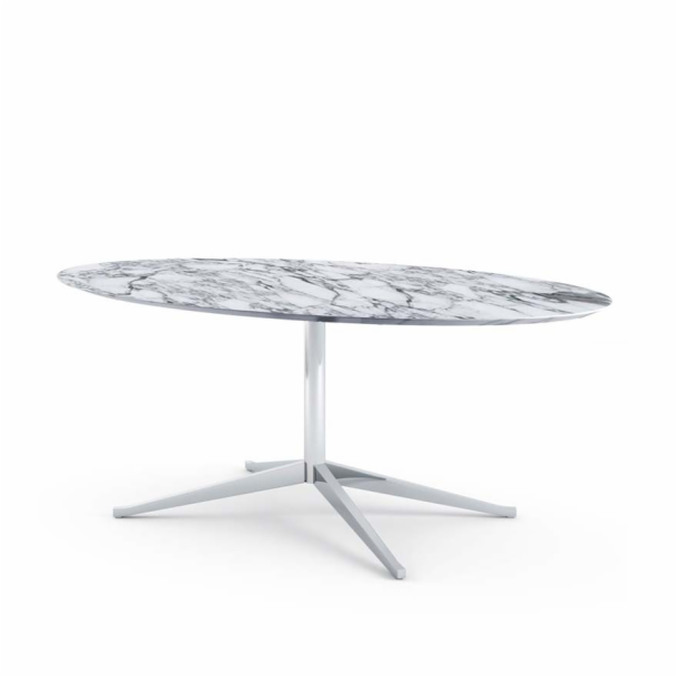Florence Knoll<sup>™</sup> Table Desk - Oval 78""