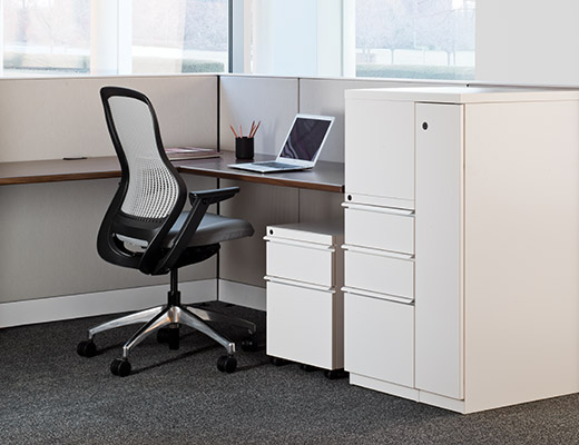 Knoll Morrison Open Plan Workstation