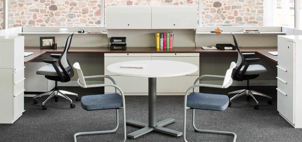 Morrison Open Plan Office System Knoll