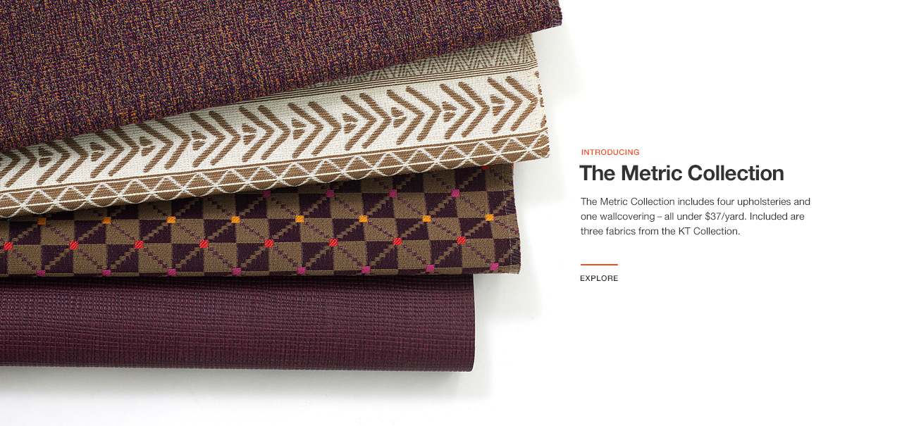 Introducing the Metric Collection