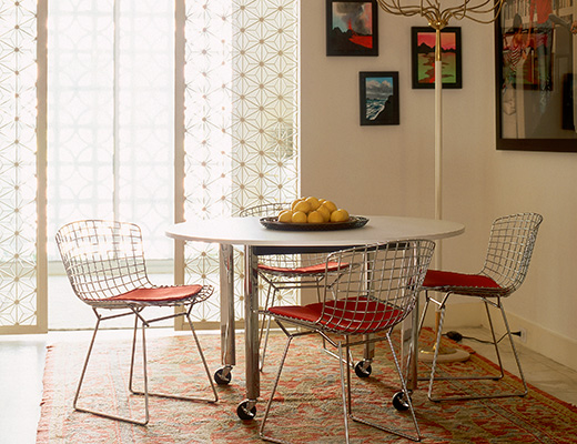 Bertoia Side Chair, D