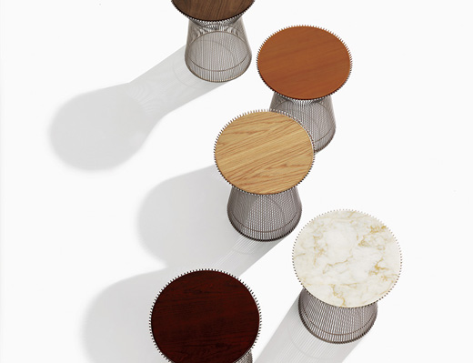 Platner Side Table Collection