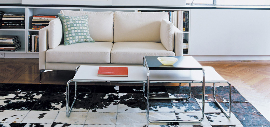Knoll Lissoni Divina sofa by Piero Lissoni