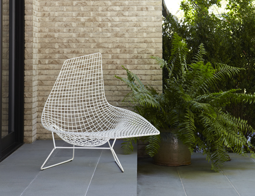 Knoll Bertoia Chaise Lounge