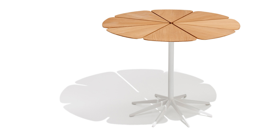 Knoll Petal Dining Table by Richard Schultz