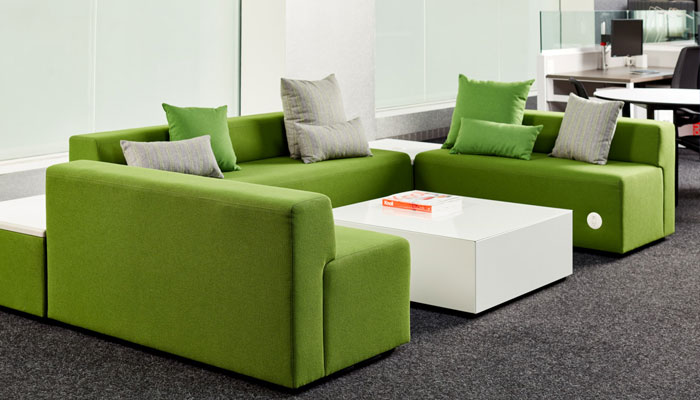 k.™ lounge with Power Cube®