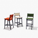 Jens Risom barstool hospitality residential contract