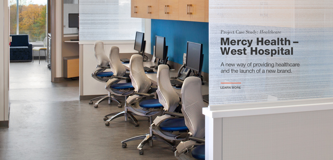 Project Case Study: Mercy Health - West Hospital