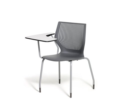 stacking chair by knoll tablet arm formway design education flip top desk desktop classroom training