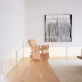 Frank Gehry Powerplay bentwood chair