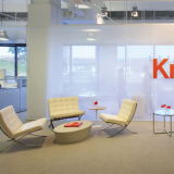 Knoll St. Louis Showroom Entrance