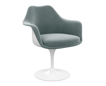 Saarinen Tulip Chair with Upholstery