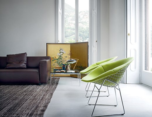 Knoll Harry Bertoia Diamond Chairs