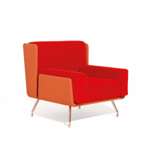 Additional Items Available Through The Knoll Home Design Shop. To Purchase,  Call 212 343 4190. Architecture U0026 Associés Contract Lounge Chair